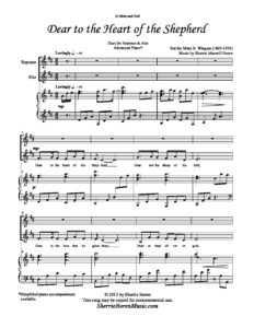 Thumbnail of the sheet music